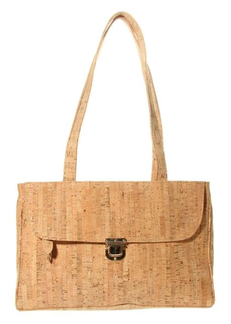 Marmi Exclusive 726 Cork Shoulder Bag