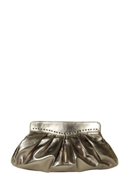 Marmi Exclusive Bella Opal Mercury Clutch